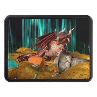 Dragon Treasure Trailer Hitch Cover