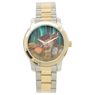 Dragon Treasure Watch