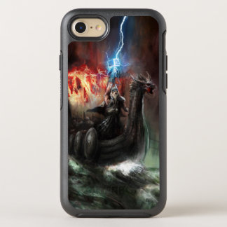 Dragon Viking Ship OtterBox Symmetry iPhone 8/7 Case