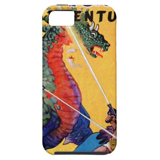 Dragon vs. Eagle Man iPhone 5 Cases