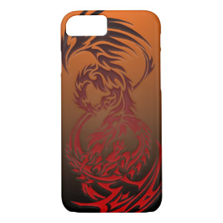 dragon VS phoenix iPhone 7 case