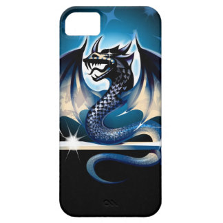Dragon with sword case for the iPhone 5