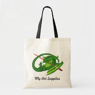 Dragon Works Tote Bag