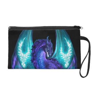Dragon Wristlette Wristlet Clutch