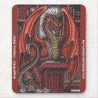 Dragon Writer Mousepad