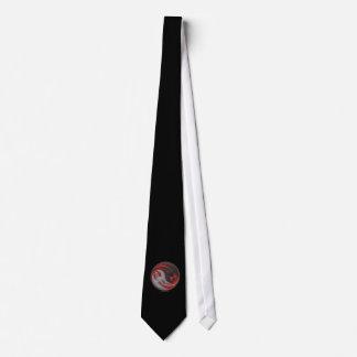 Dragon Yin-Yang Tie