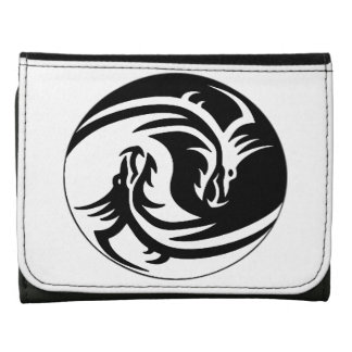 Dragon Yin Yang Wallets
