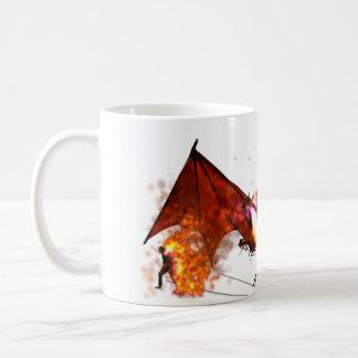 Dragon Zombie mug