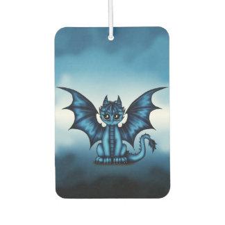 Dragonbaby blue air freshener