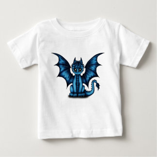 Dragonbaby blue baby T-Shirt