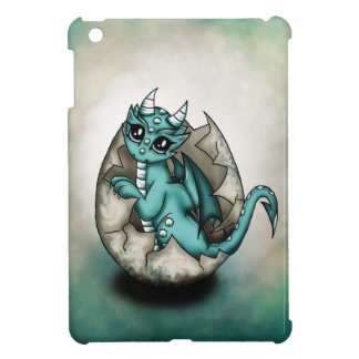 Dragonbaby in egg cover for the iPad mini