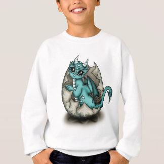 Dragonbaby in egg sweatshirt