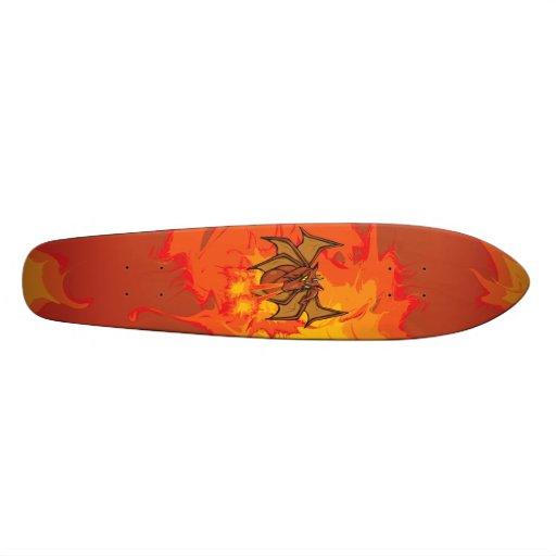 DragonBoard Skateboard
