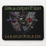 DragonFen Masquerade 2010 Mousepad
