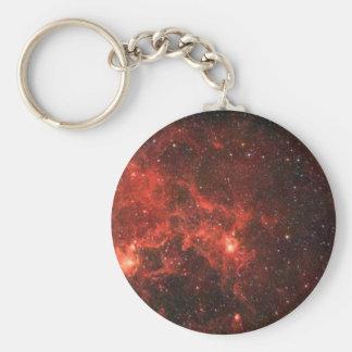 Dragonfish Nebula Key Chain