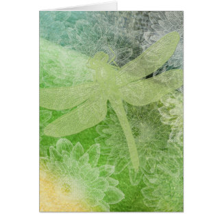 Dragonflies & Damselflies Greeting Cards