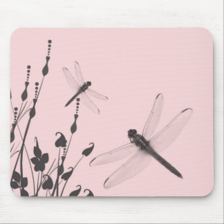 Dragonflies in the Grass Mouse Pad
