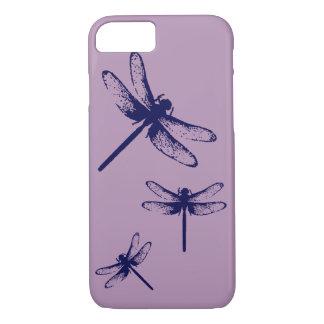 Dragonflies iPhone 7, Tough Case