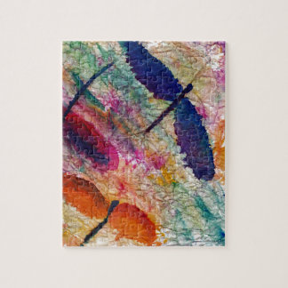 Dragonflies Jigsaw Puzzle