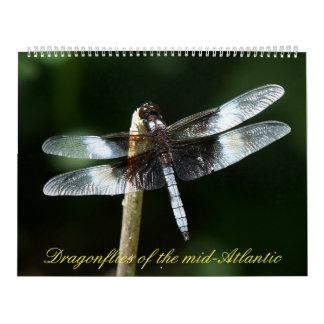 Dragonflies of the Mid-Atlantic Calendar