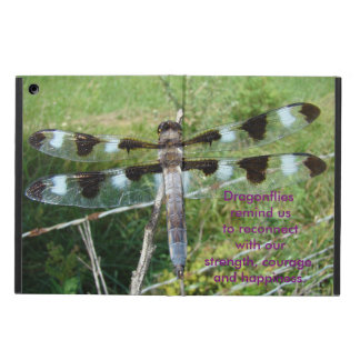 Dragonflies:Reconnect With Our-- iPad Air Covers
