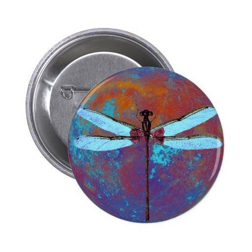 Dragonflight 2 Inch Round Button