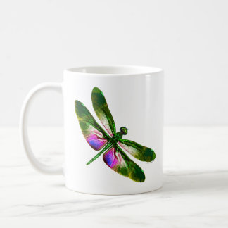 Dragonfly #1 coffee mug