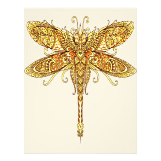 Dragonfly 3 letterhead