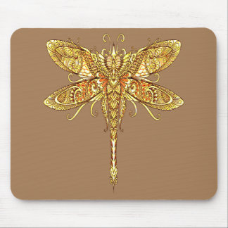 Dragonfly 3 mouse pad