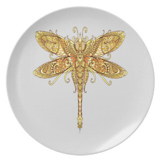 Dragonfly 3 plate