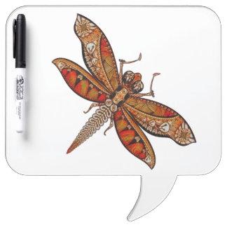 Dragonfly 4c dry erase board