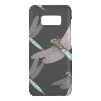 Dragonfly Air Force on Black Uncommon Samsung Galaxy S8 Case