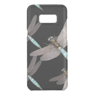 Dragonfly Air Force on Black Uncommon Samsung Galaxy S8 Plus Case