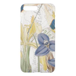 Dragonfly and Irises iPhone 8 Plus/7 Plus Case