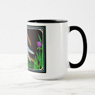 Dragonfly At Rest Mug