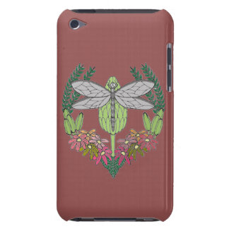 Dragonfly Barely There iPod Cases