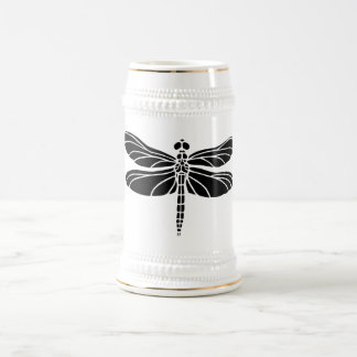 Dragonfly Beer Stein