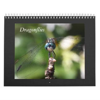 Dragonfly Calendar 2011