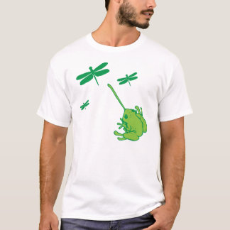 Dragonfly Catcher T-Shirt