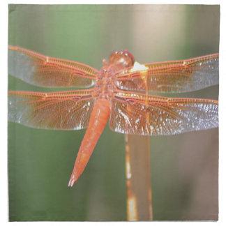 Dragonfly Cloth Napkins