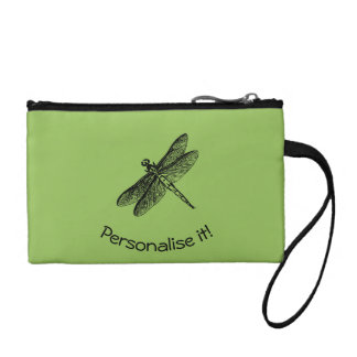 Dragonfly Coin Purse