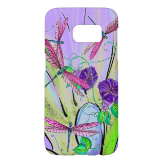 Dragonfly Connection Samsung Galaxy S7 Case