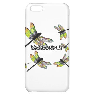 DRAGONFLY COVER FOR iPhone 5C