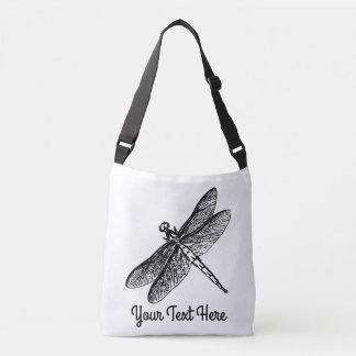 Dragonfly Crossbody Bag