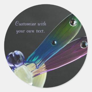 Dragonfly - Customizable Sticker