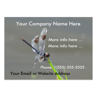 Dragonfly Damselfly Business Cards