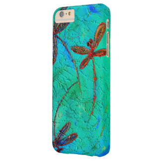 Dragonfly Dance Barely There iPhone 6 Plus Case