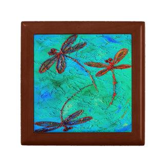 Dragonfly Dance Gift Box