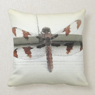 Dragonfly Decorative Pillow