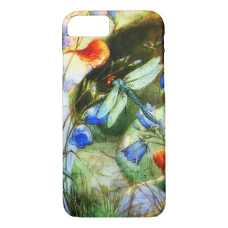 Dragonfly Fairy iPhone 8/7 Case